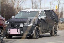 Acura RDX 2018: el nuevo SUV ya rueda en su formato definitivo