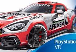 PlayStation y Abarth ofrecen la posibilidad de dar el salto a la competición real