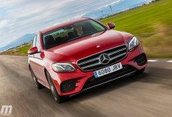 Prueba Mercedes E 220 d, el peso de la historia
