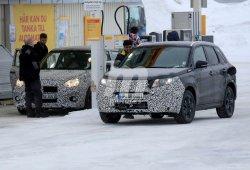 Suzuki Vitara: la marca japonesa prepara ya su facelift