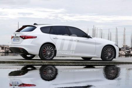 Alfa Romeo cancela el Giulia Sportwagon