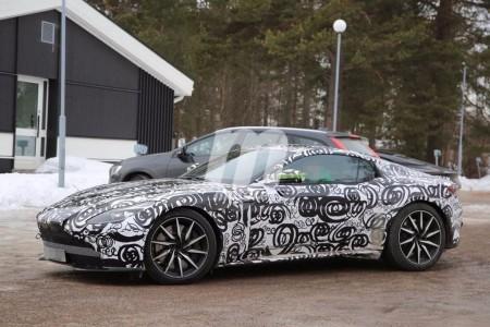 Aston Martin DB11 S 2018: nueva versión deportiva en camino del Gran Turismo