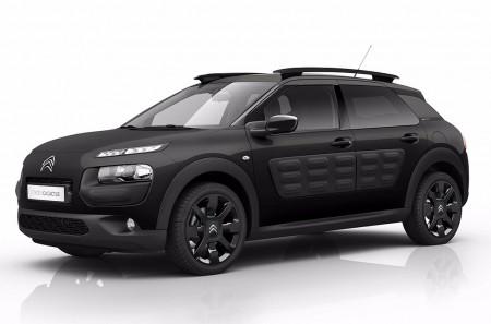 Citroën C4 Cactus OneTone: llega el cambio automático EAT6 junto a una serie especial