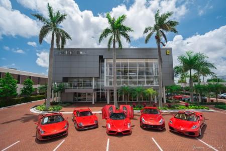 Ferrari acusada en una demanda de trucar los cuentakilómetros de sus vehículos