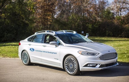 Ford niega que sus ingenieros se duerman probando sus vehículos autónomos