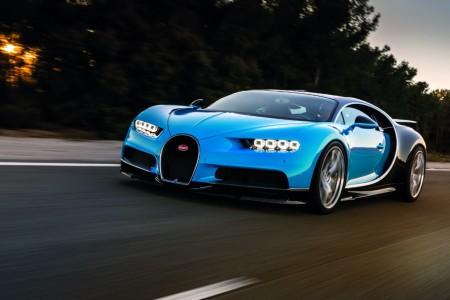 Jeremy Clarkson será el primer periodista en probar el Bugatti Chiron