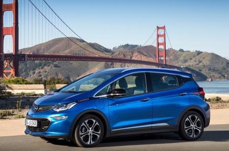 El nuevo Opel Ampera-e ya es fabricado en la planta de General Motors en Michigan
