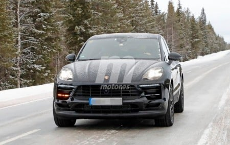 Porsche Macan 2019: Las primeras imágenes del desarrollo del facelift