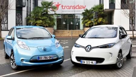 Renault-Nissan se asocia con Transdev para crear un sistema de flota de vehículos autónomos