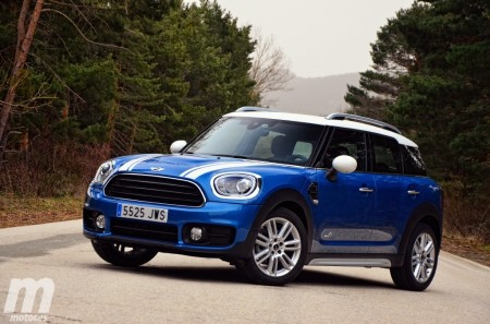 Video prueba MINI Countryman 2017