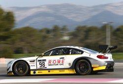 ROWE Racing confirma los pilotos de sus BMW M6 GT3