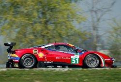 Di Grassi y Molina, con Ferrari en GTE-Pro de cara a Le Mans