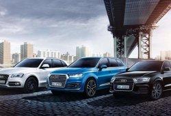 Gama SUV de Audi: los señores de los anillos