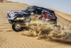 Grandes nombres en el Abu Dhabi Desert Challenge 2017