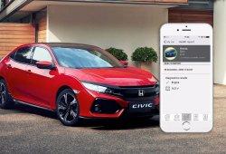 Honda presenta su nueva tecnología de vehículo conectado