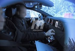 Mercedes CLS 2018: nos asomamos por fin a su interior