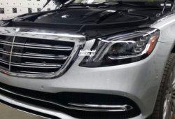 Mercedes Clase S 2017: filtrado al completo