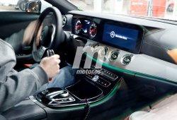 Mercedes CLS 2018: sus imágenes más claras hasta el momento