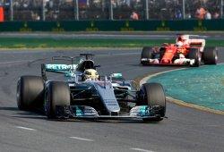 Mercedes pierde la batalla de los neumáticos