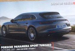 ¿Eres tú el definitivo Porsche Panamera Sport Turismo?