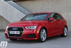Prueba Audi A3 Sportback 1.4 TFSI CoD: Eficiente camuflado de deportivo