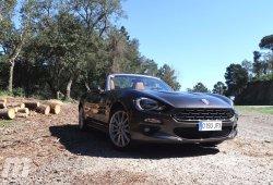 Prueba Fiat 124 Spider: primeras impresiones del cabrio italiano