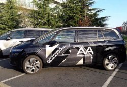 A partir de 2020 PSA lanzará sus primeros coches de nivel 4 de conducción autónoma