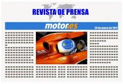 Revista de prensa: así fue el 29 de marzo en la F1