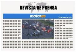 Revista de prensa: así fue el 28 de marzo en la F1