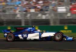 Sauber negocia con Honda para 2018