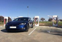 Tesla aumenta la red de Supercargadores en nuestro país