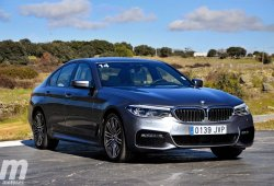 Video prueba BMW Serie 5 2017