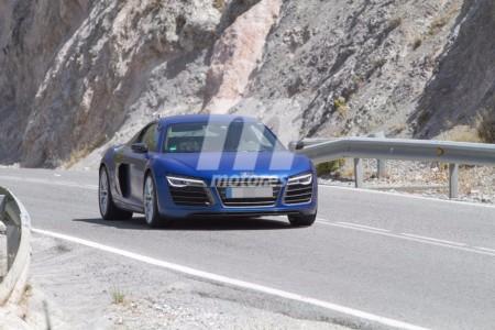 Exclusiva: Audi prueba motores de combustión de hidrógeno