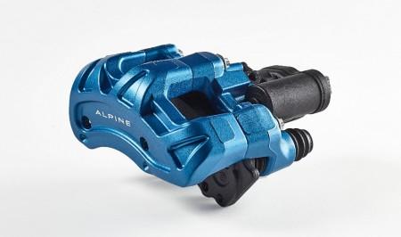 Brembo nos presenta sus nuevas pinzas de freno para el Alpine A110