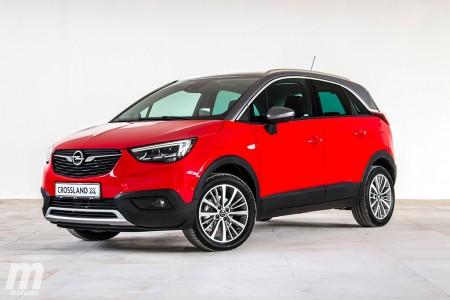 Contacto con el Opel Crossland X, la mezcla de dos mundos (con vídeo)