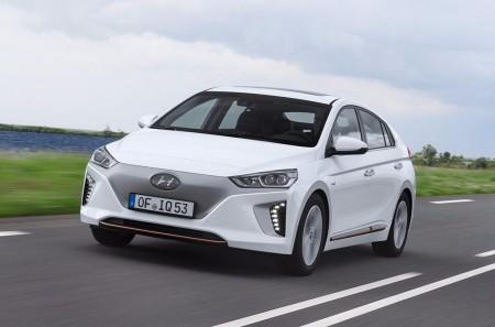 El Hyundai IONIQ Eléctrico llegará a España, como pronto, a finales de marzo