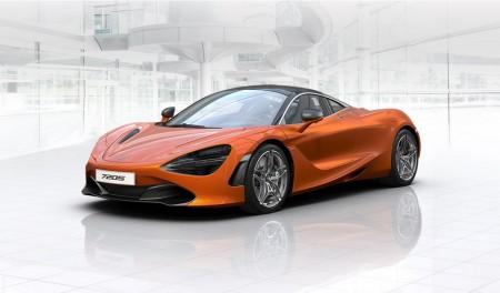 McLaren 720S: ya está operativo el configurador del deportivo británico