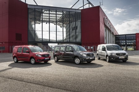 Nuevos precios de acceso para el Mercedes-Benz Citan