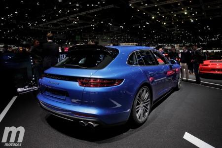 Porsche Panamera Sport Turismo: ya es oficial el nuevo shooting brake