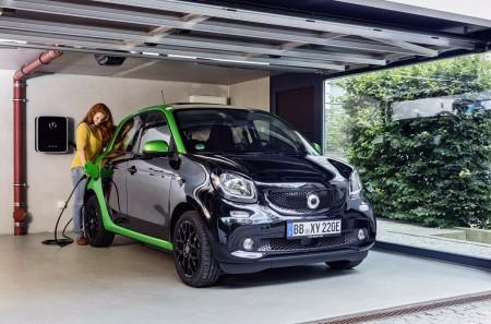 Los nuevos Smart Electric Drive 2017 ya están a la venta: conoce sus precios