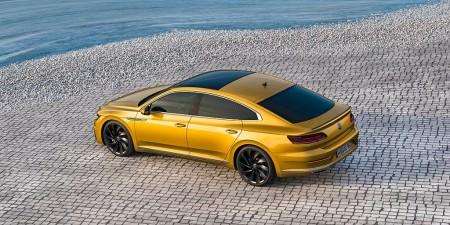 Volkswagen Arteon: ya tiene precios en Alemania