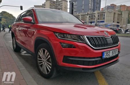 Skoda Kodiaq: primera toma de contacto con el nuevo SUV checo