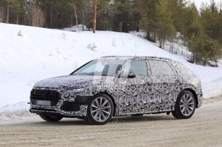 El nuevo Audi Q8 2018 en vídeo: continúa el desarrollo del nuevo SUV