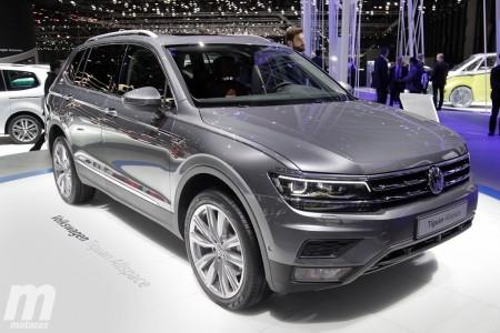 Volkswagen Tiguan Allspace: la variante de siete plazas ya es una realidad