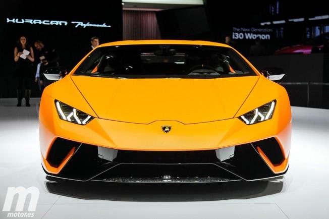 Lamborghini performante precio