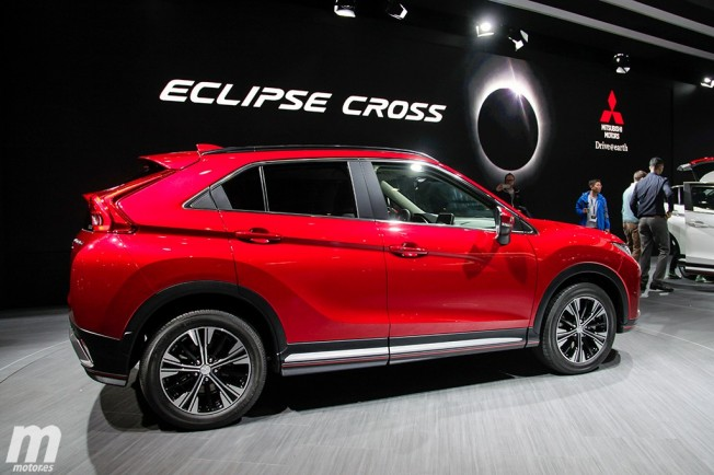 Mitsubishi eclipse cross 2018 precio
