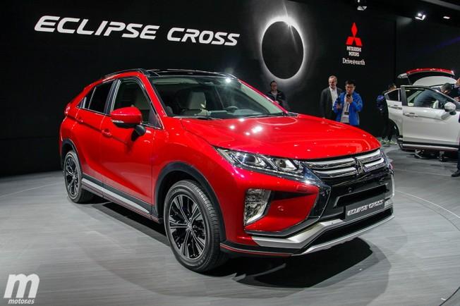 Mitsubishi Eclipse Cross 2018 Irrumpe El Nuevo Suv Del