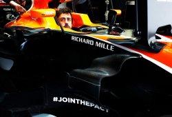 """Alonso: """"Es increíble que en la cuarta carrera estemos penalizando"""""""