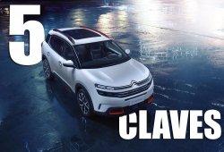 Citroën C5 Aircross: las 5 claves del nuevo SUV que llegará a Europa en 2018