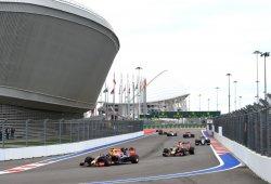 Así te hemos contado la carrera del Gran Premio de Rusia de F1 2017